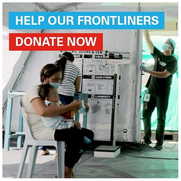 Help our Frontliners save more Lives